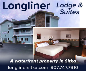 Longliner Lodge & Suites - A waterfront property in Sitka - longlinersitka.com, 907-747-7910