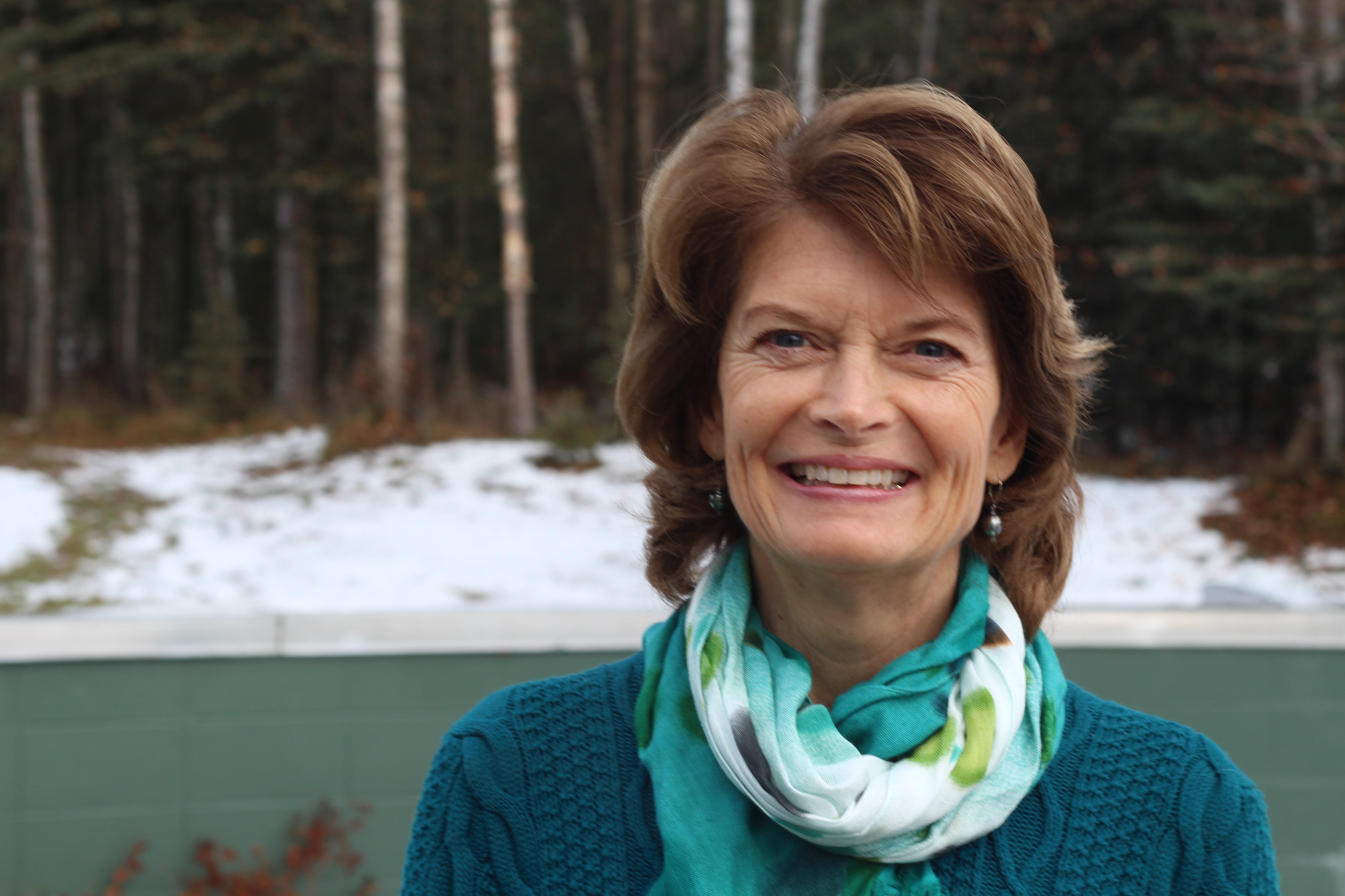 U.S. Sen. Lisa Murkowski