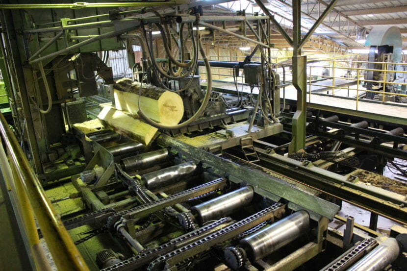 Viking Lumber (Elizabeth Jenkins/Alaska's Energy Desk) 12/05/17