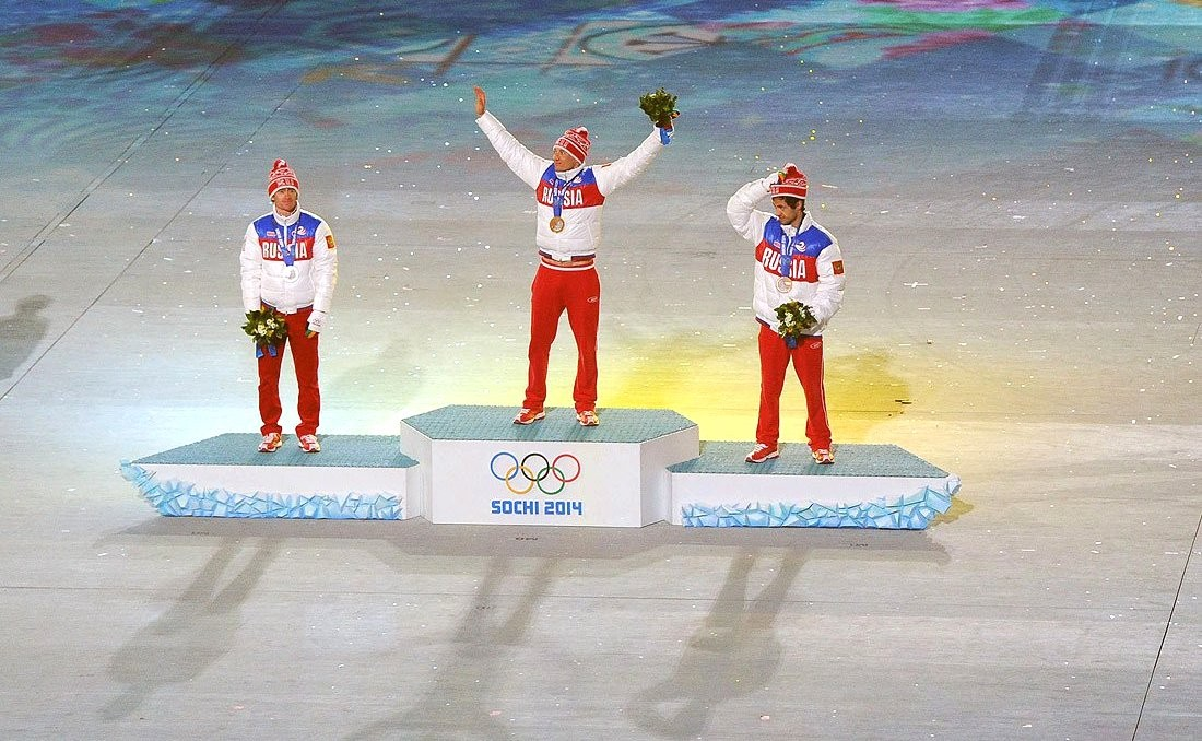 Russian Federation  banned from 2018 Winter Games for state-sponsored doping