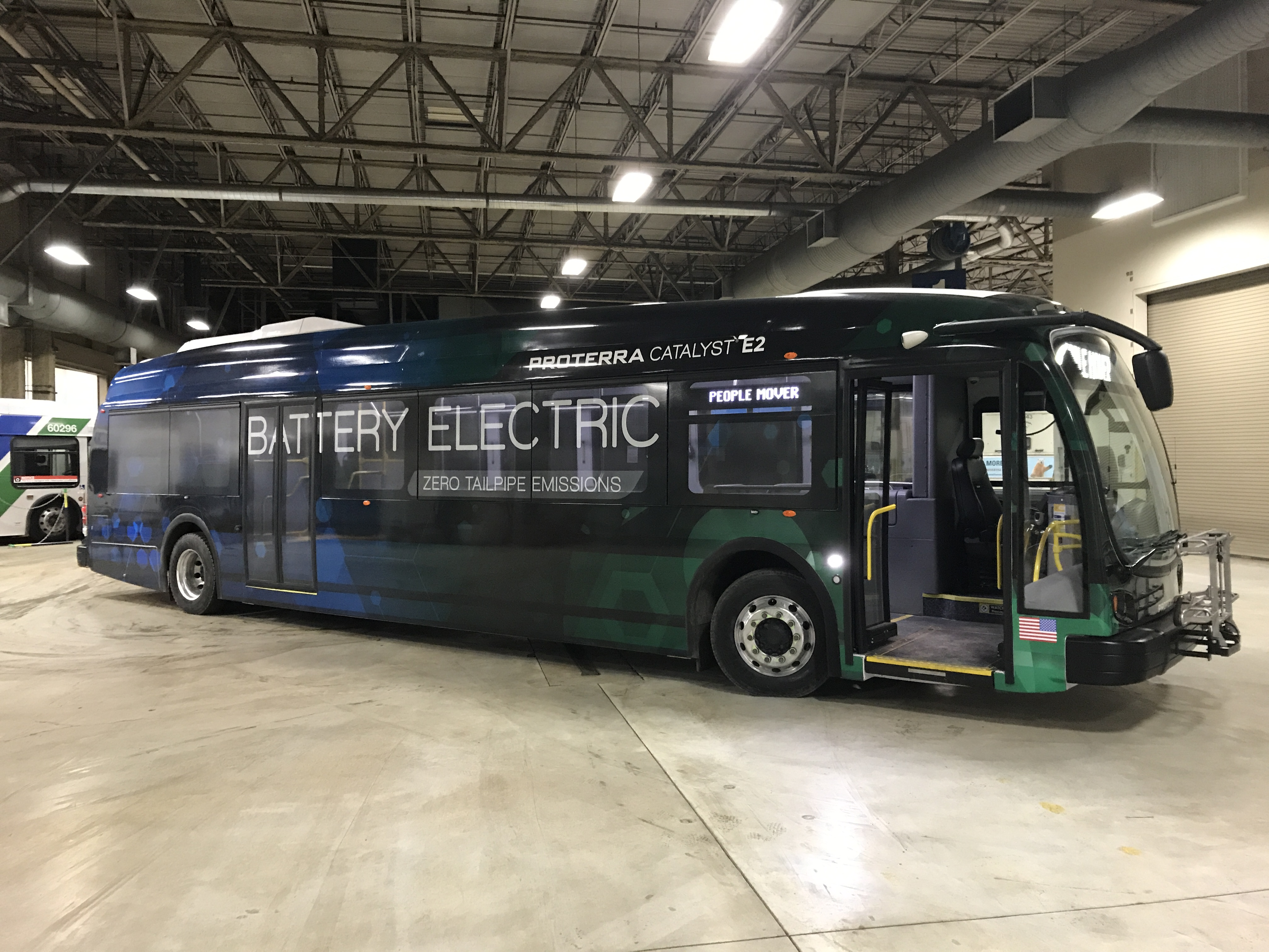 alaska's first electric bus for public transit ready for anchorage