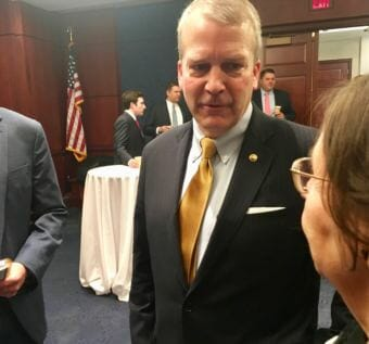 U.S. Sen. Dan Sullivan.