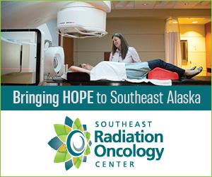 Bringing hoe to Southeast Alaska. Southeast Radiation Oncology Center