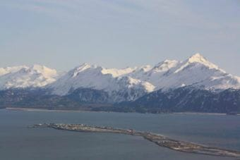 Homer Spit. (KBBI Database photo)