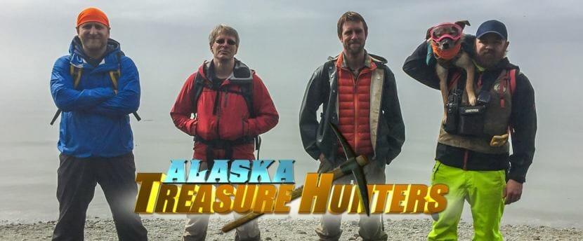 Alaska Treasure Hunters banner