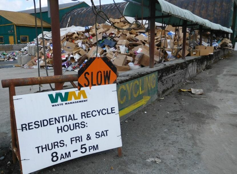 Anchorage Recycling Center >> Alaska recyclers find new overseas markets