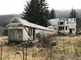 The Jesse Lee Home in Seward (Photo by Casey Grove/Alaska Public Media)