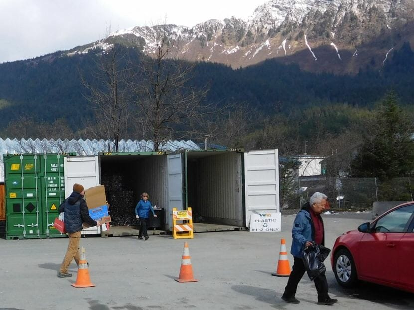 Alaska recyclers find new overseas markets