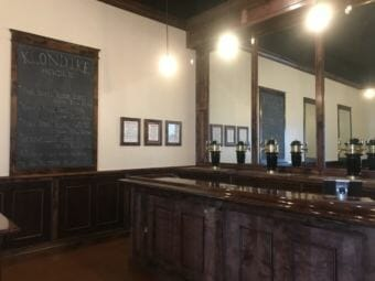 Klondike Brewing Company opened on May 1. (Photo by Abbey Collins/KTOO)