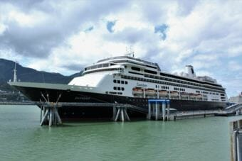 Ocean Rangers log potential cruise pollution, face axe by