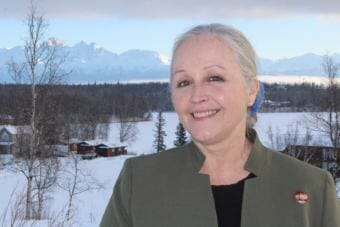 Edie Grunwald is seeking the Republican nomination for lieutenant governor.