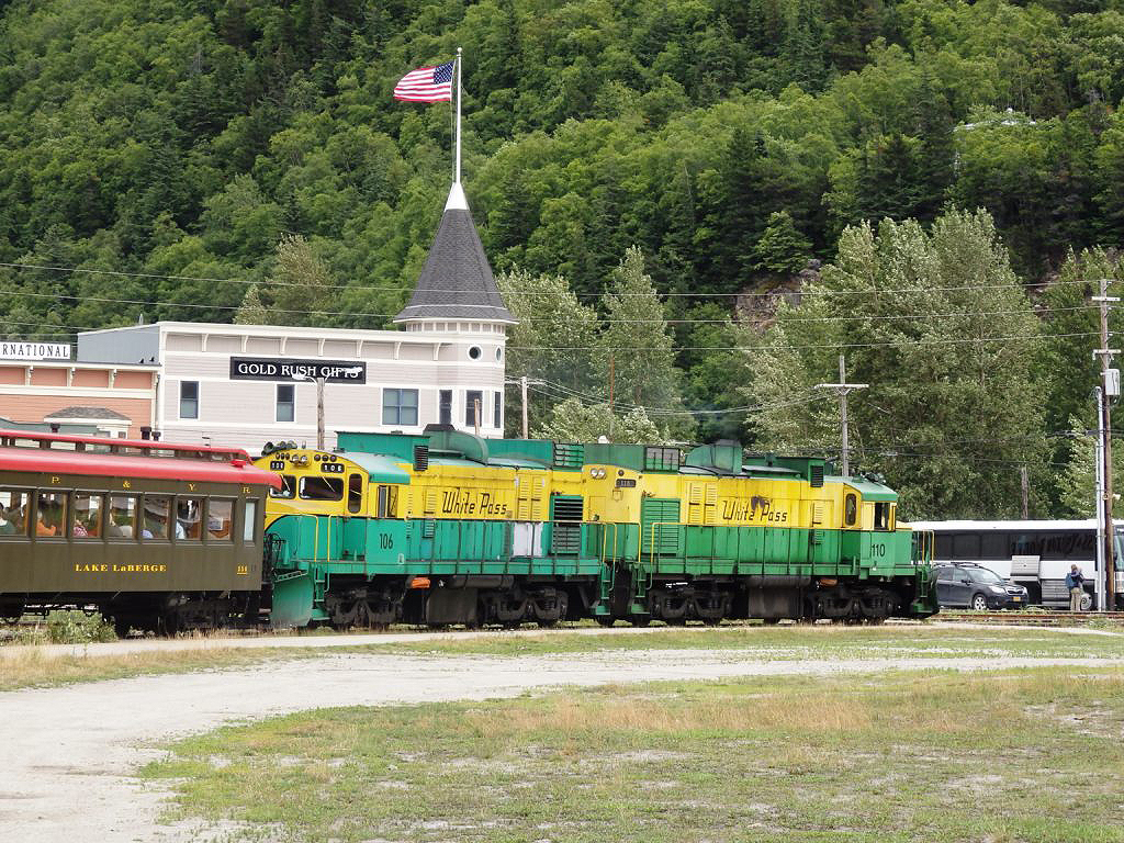Sale of White Pass and Yukon Route Railroad finalized