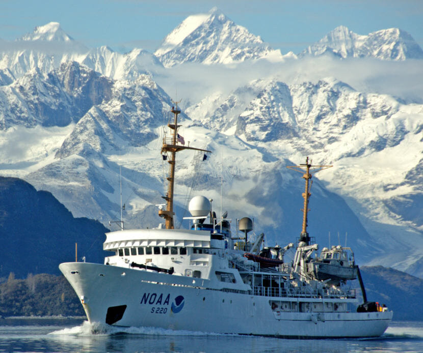 Alaska Companies Release Private Data For Global Seabed Mapping Project - Data mapping companies
