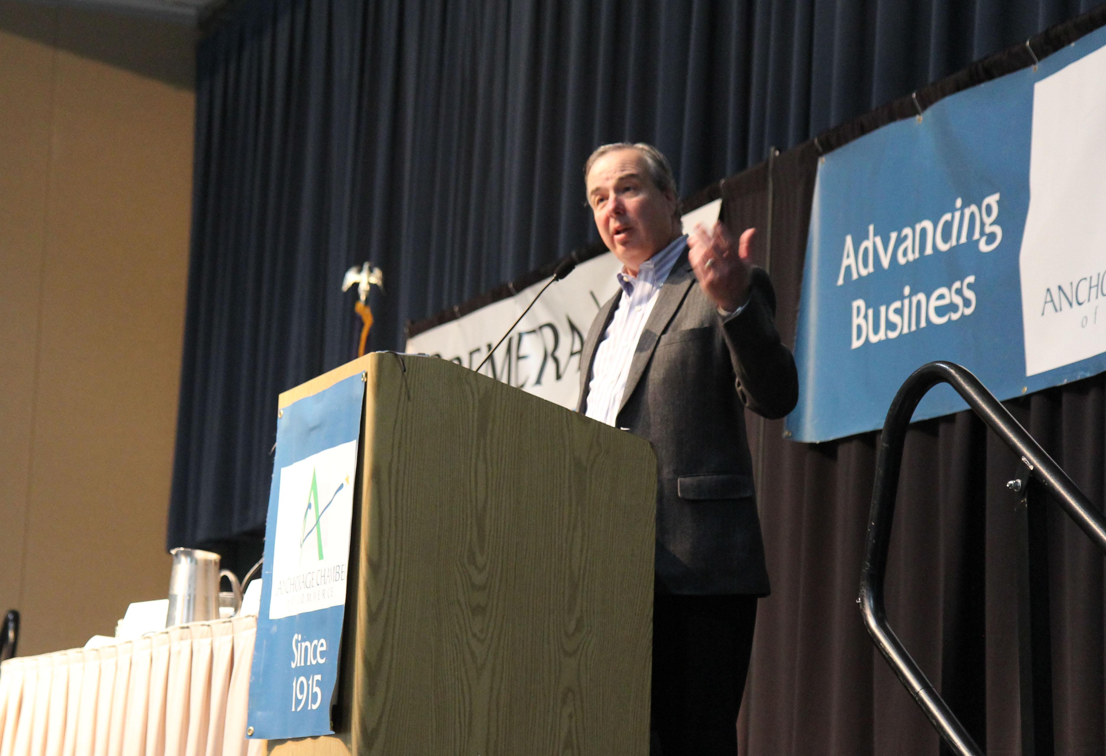 Q&A: ConocoPhillips Alaska president discusses his