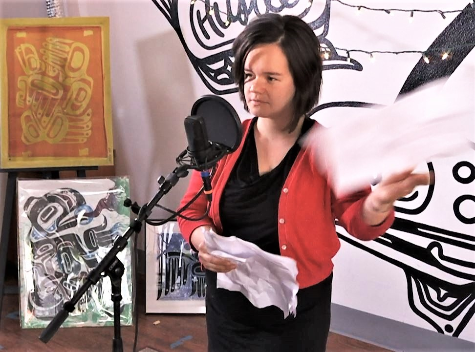 Red Carpet Concert: Lily Hope, 'One Square Inch in Chilkat Weaving'