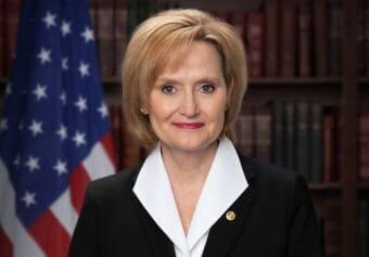 Sen. Cindy Hyde-Smith, R-Miss.