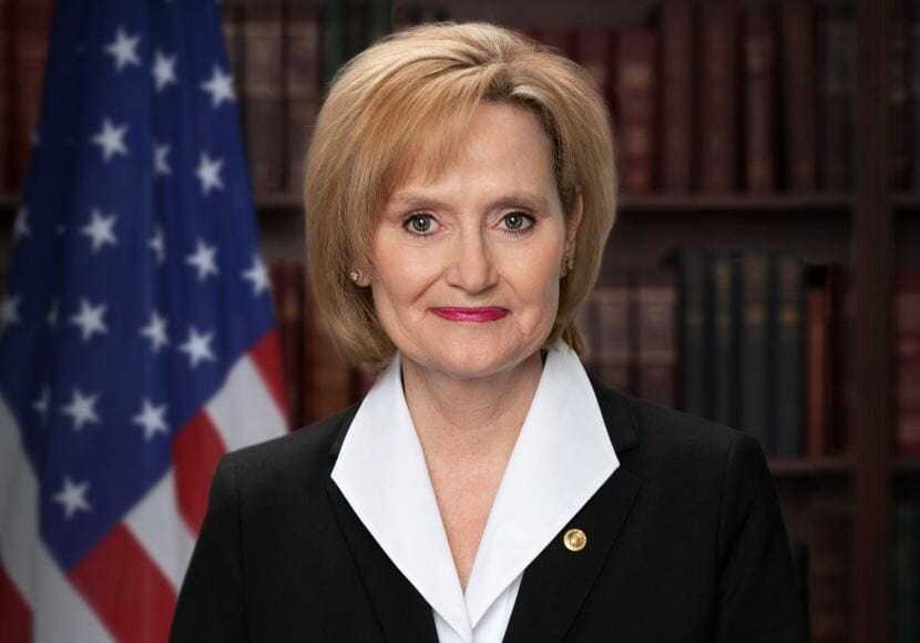 Sen. Cindy Hyde-Smith, R-Miss.