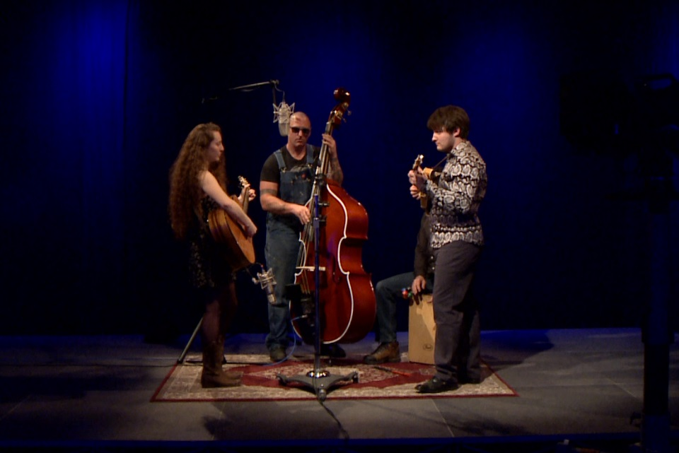 Red Carpet Concert: Tanana Rafters, 'The Cellar'