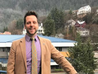 Incoming city Finance Director Jeff Rogers. (Photo courtesy of the City and Borough of Juneau.)