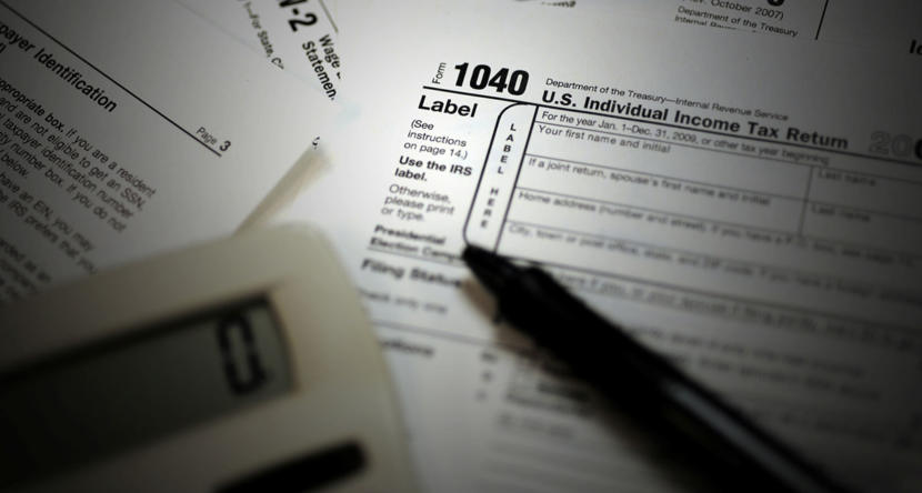 Residents and owners of businesses in certain earthquake-affected areas have until April 30 to file their tax returns.