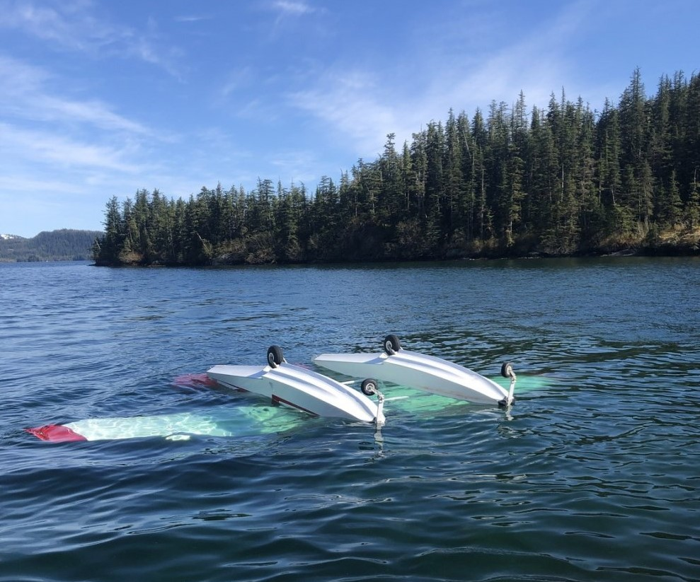 Palmer man dies in Prince William Sound floatplane crash