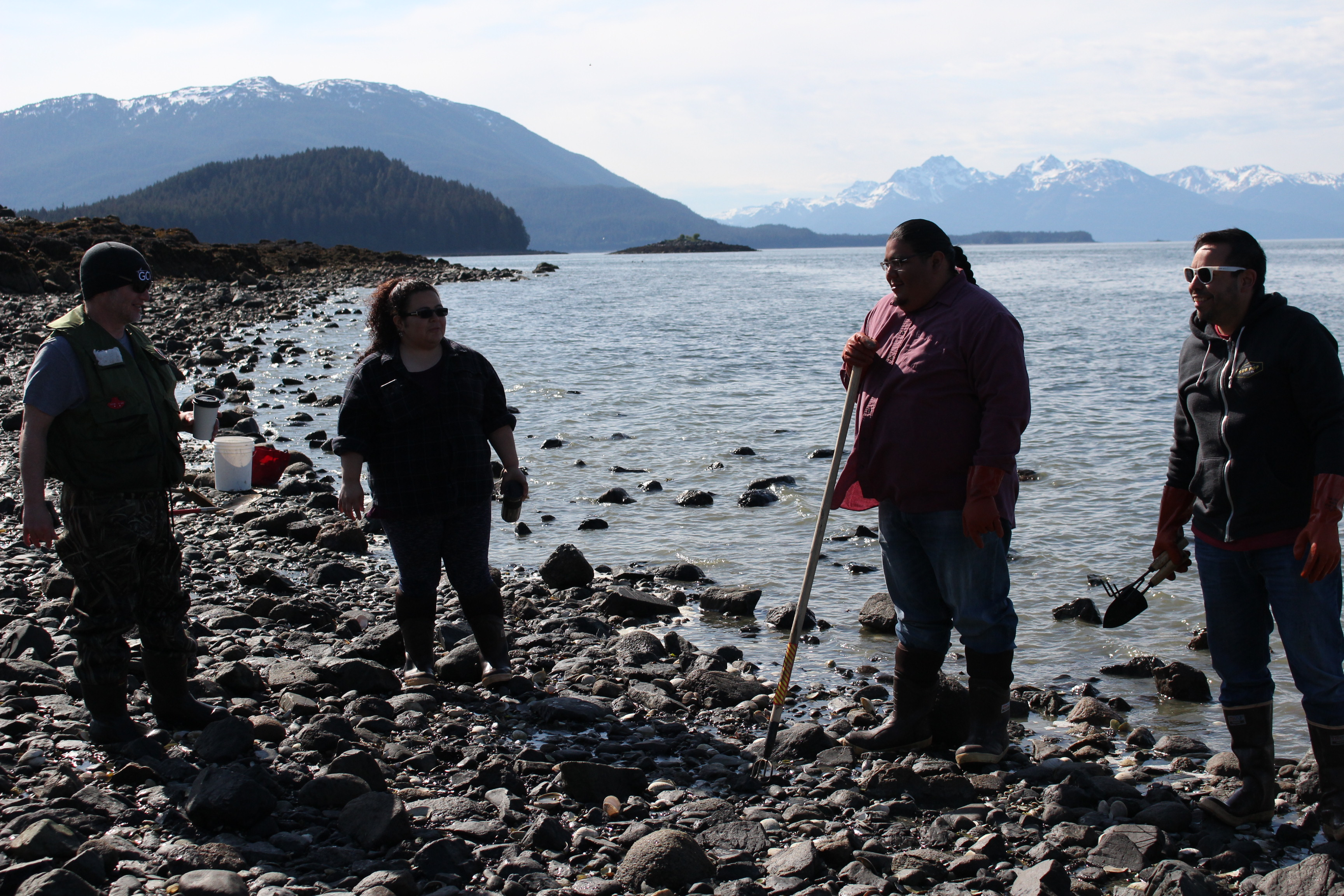 Climate change looks different in Southeast Alaska. Here's how tribes are planning for that.