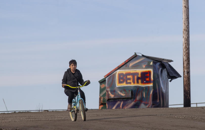 In rural Alaska, school districts deal with a legacy of unaddressed