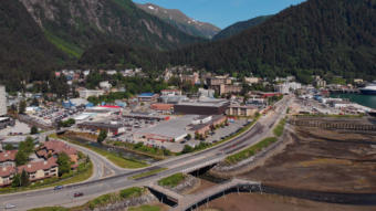 Juneau's Willoughby District on June 25, 2019.