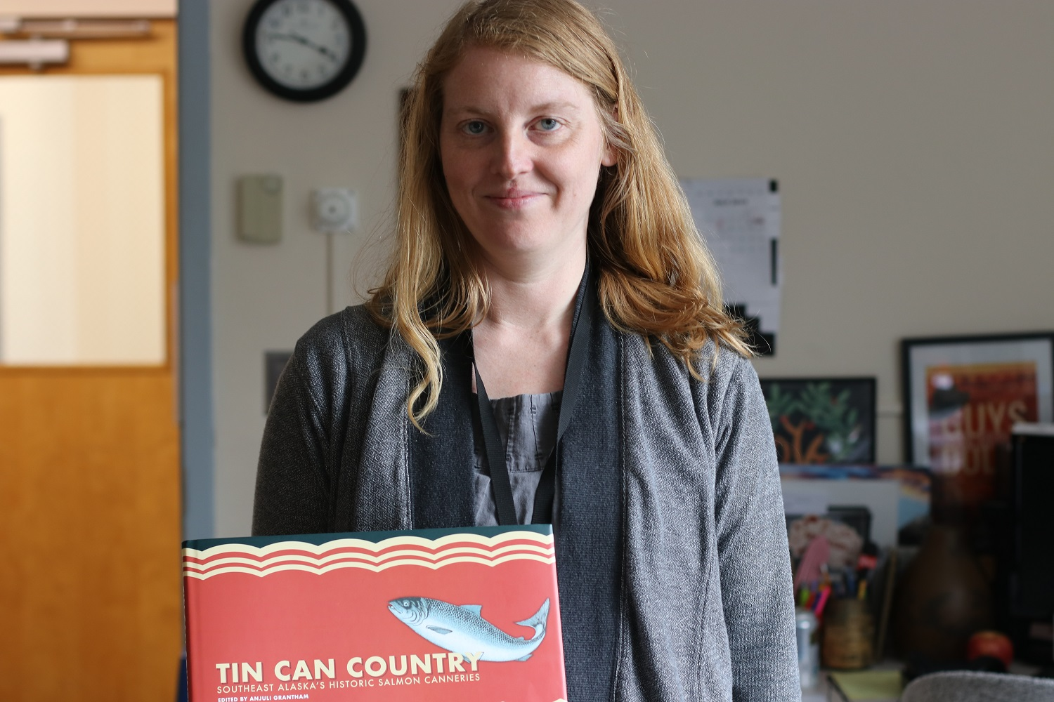 New book reveals the history and ephemera of salmon canneries in Southeast Alaska