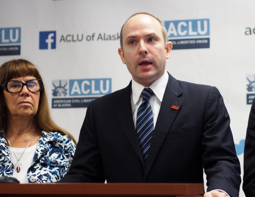 Aclu Sues Education Officials On Behalf >> Aclu Sues Dunleavy Over Retaliatory Cuts To Court System
