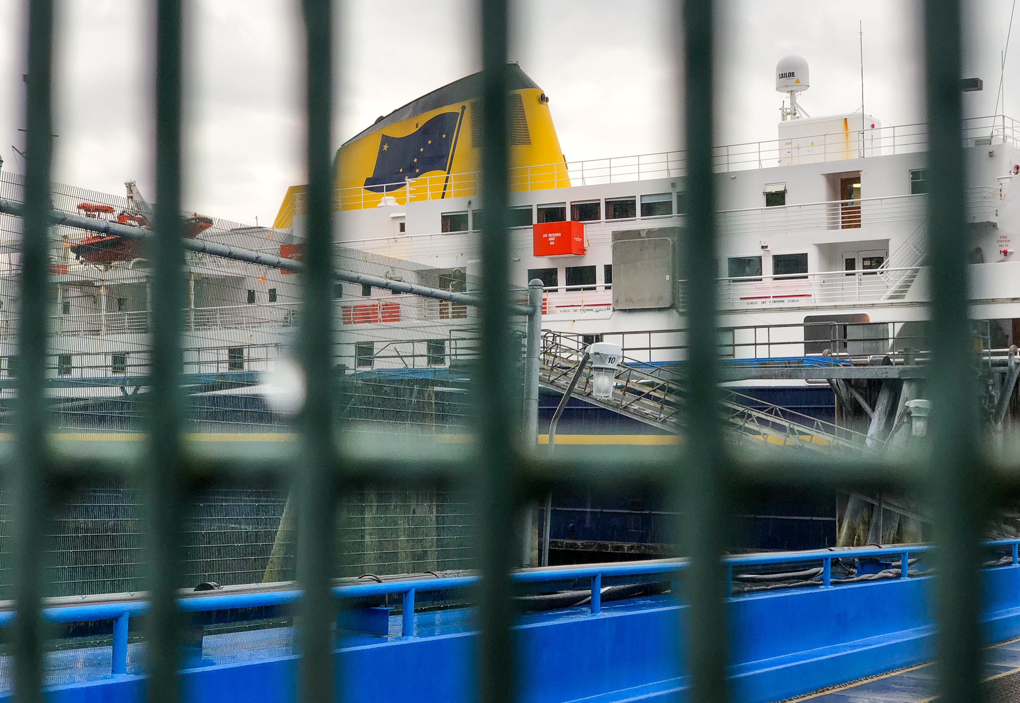 As ferry strike continues, communities must find alternatives