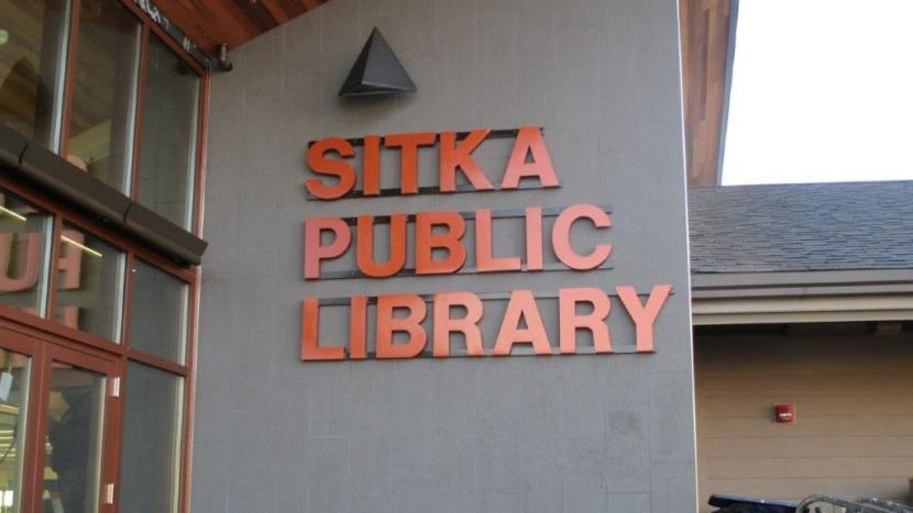 The Sitka Public Library is among the more than 80 local systems that share collections statewide.