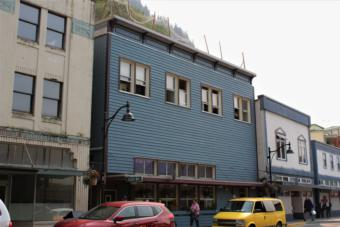 The Glory Hall homeless shelter in downtown Juneau. (Photo by Adelyn Baxter/KTOO)