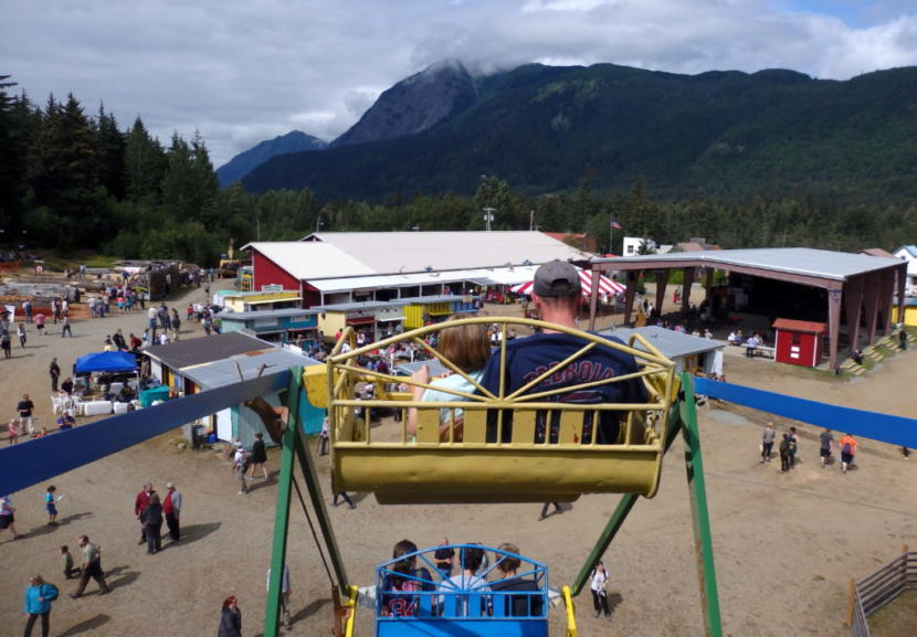 The Southeast Alaska State Fair is one nonprofit organization that has received borough grant funding in the past.