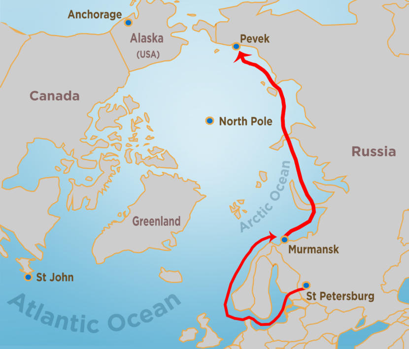 Russian nuclear power plant afloat in Arctic causes anxiety ...