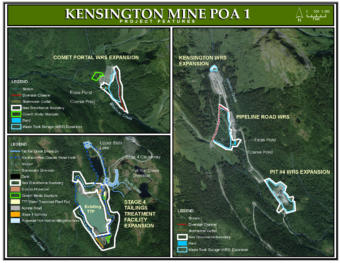 Coeur Alaska submitted this scoping document as part of its application to the U.S. Forest Service to expand its operations at its Kensington gold mine near Berners Bay between Juneau and Haines.