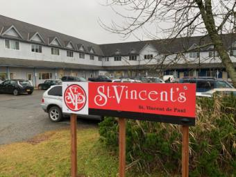 The St. Vincent de Paul Society's Juneau facility. (Photo courtesy of Jesse Perry)