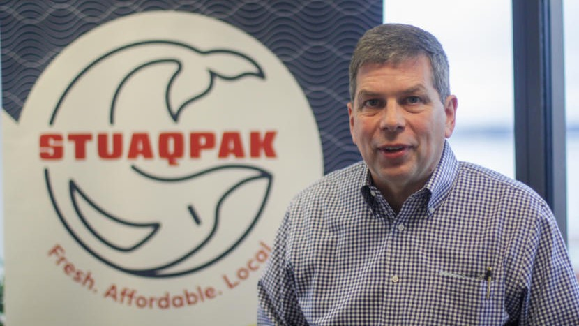Mark Begich, frustrated by rural Alaska's exorbitant prices, is opening a grocery store in Utqiaġvik