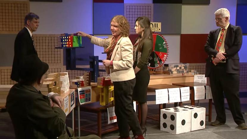 Alaska Budget Gameshow