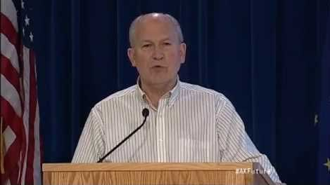 Governor Bill Walker Closing Remarks - Day 2, Building a Sustainable Future