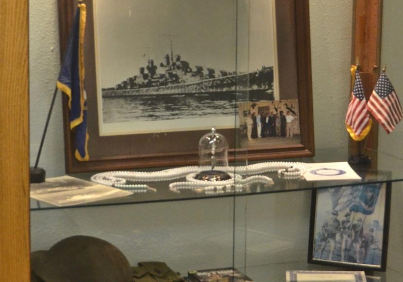 USS Juneau memorial