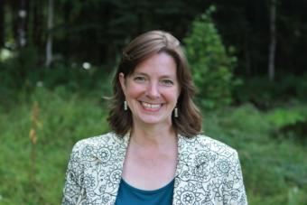 Independent U.S. House candidate Alyse Galvin. (Photo courtesy Emily Russell/Alaska Public Media)