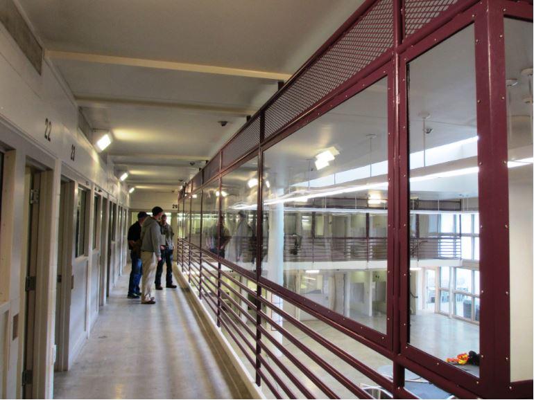 Anchorage Correctional Complex (Photo courtesy Alaska Department Of Corrections)