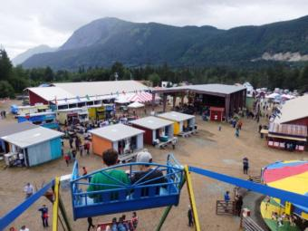 The 2017 Southeast Alaska State Fair. (Photo courtesy Emily Files/KHNS)