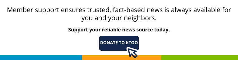 Member support ensures trusted, fact-based news is always available for you and your neighbors. Support your reliable news source today. Donate to KTOO.