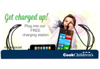 Wall Mounted Charging Station