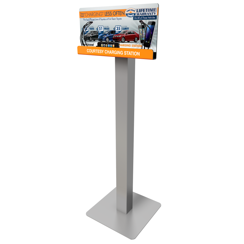 Free Standing Charging Stations