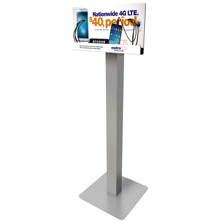 Floor Stand Charging Station