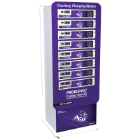 Multi Device Charging Lockers
