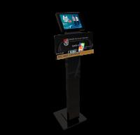Panamericana Kiosk Custom Design Mobile Device Charging Station
